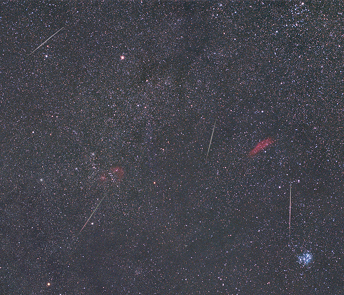 2002 Perseid meteor shower