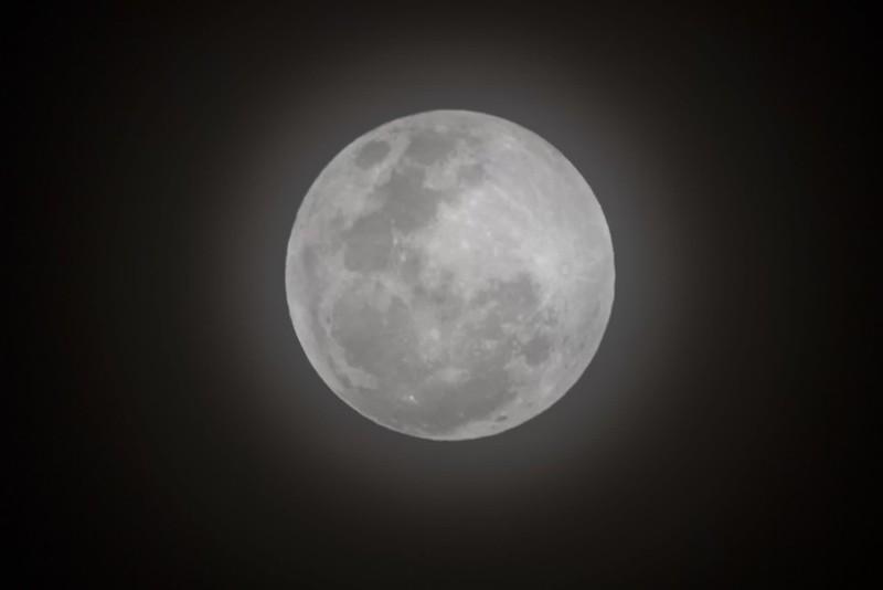 Super Wolf Blood Moon Lunar Eclipse