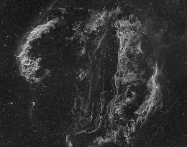 Veil Nebula Complex II