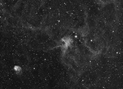 "IC 417 (""The spider and the fly"")"
