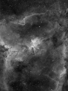 the heart of IC1805