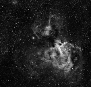 M17 (Omega Nebula)