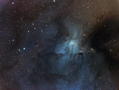 IC4063 in Scorpio