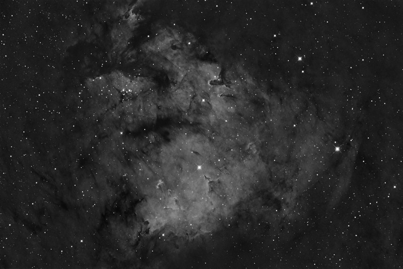 Sharpless 171 in H alpha