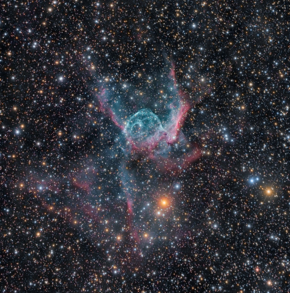 Thor's Helmet - NGC 2359