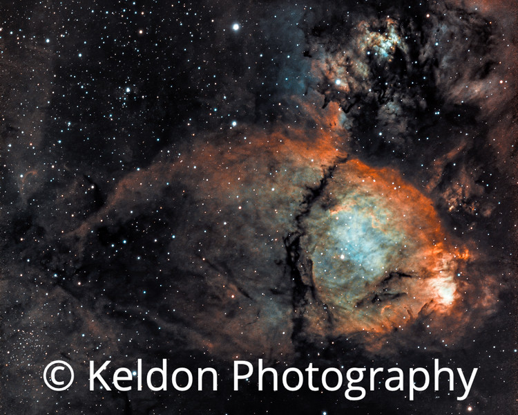 Fishhead Nebula IC 1795