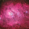 The Lagoon Nebula, Messier 8
