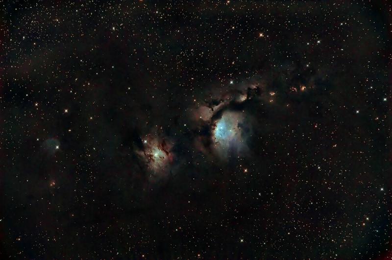 M78 Nebula in Orion