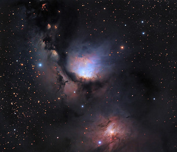 Messier 78 in Orion