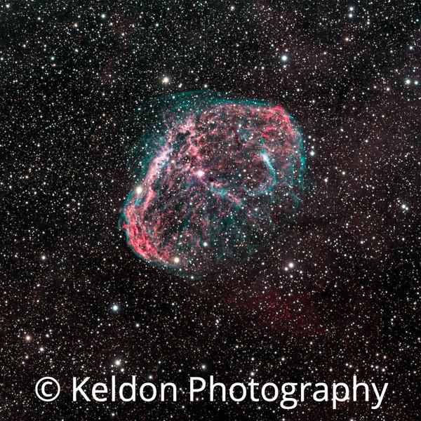 Crescent Nebula NGC 6888