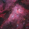 The Carina Nebula (NGC 3372) in Optical Light
