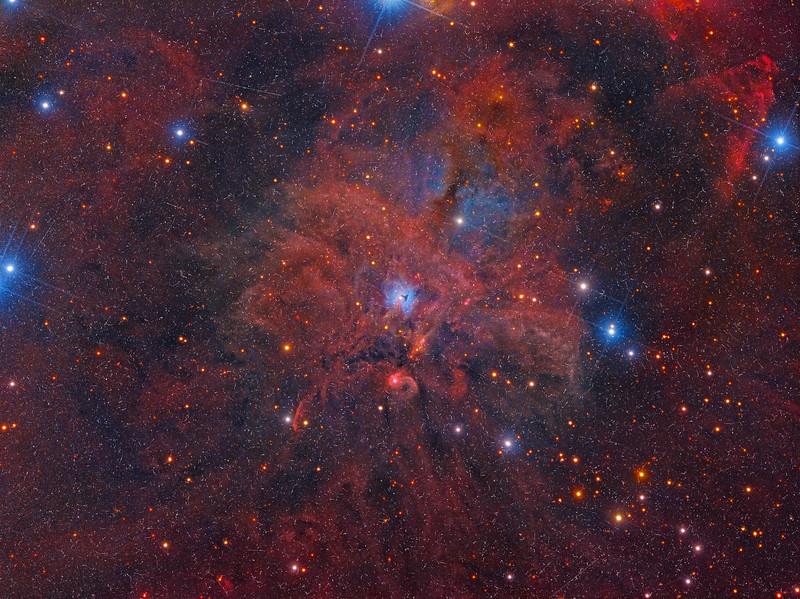 Cosmic Storm