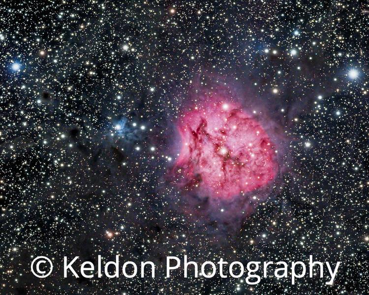 Cocoon Nebula IC 5146