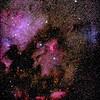 The Pelican and North American Nebula<br /> TMSP2011