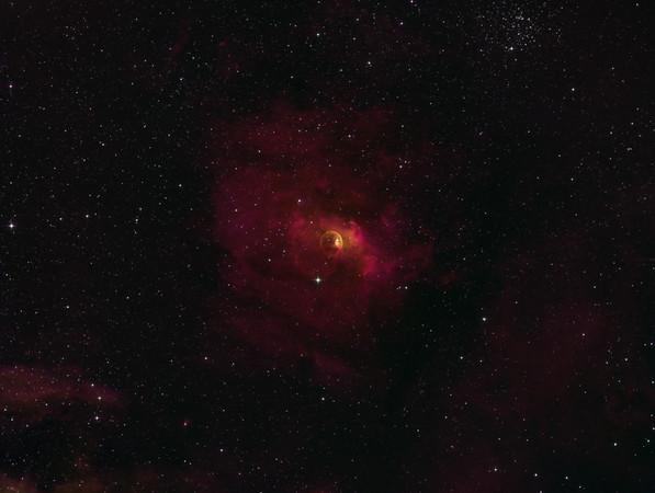 Bubble Nebula (NGC7635)