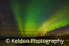 Iceland Northern Lights Egilsstadir