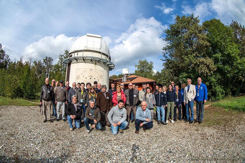 """Osservatorio Astronomico FOAM13 di Tradate (VA) """"Corso Teorico Pratico di Astroimaging"""" 12-13 ottobre 2013"""