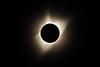Corona at full totality