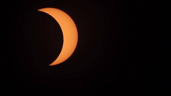 Solar Eclipse August 2017 1