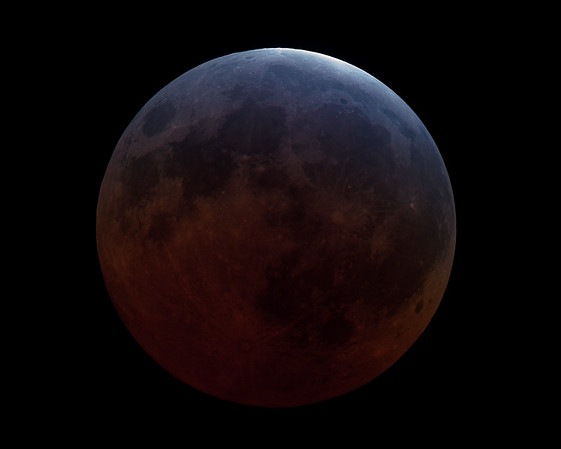 Total Lunar Eclipse 4-5th April 2015