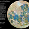 A Lunar Mineral Map - Titanium Distribution on the Lunar Surface