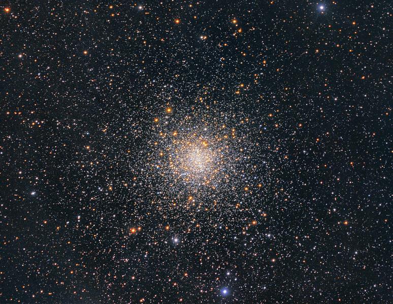 The Nearest Globular: Messier 4 in Scorpius