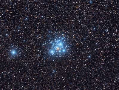 The Jewel Box Cluster, NGC 4755