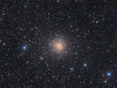 NGC3201 - Globular Cluster in Vela