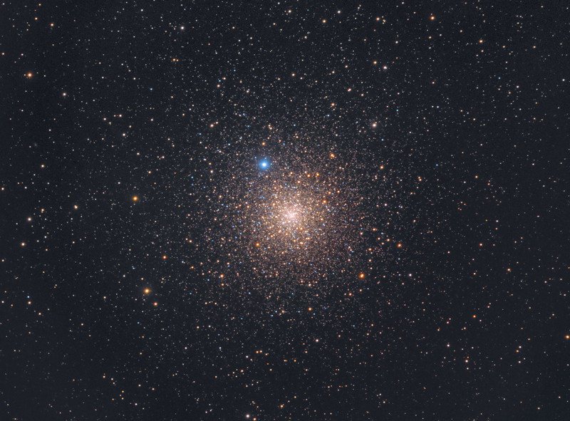 The Third Brightest Globular: NGC 6752 in Pavo