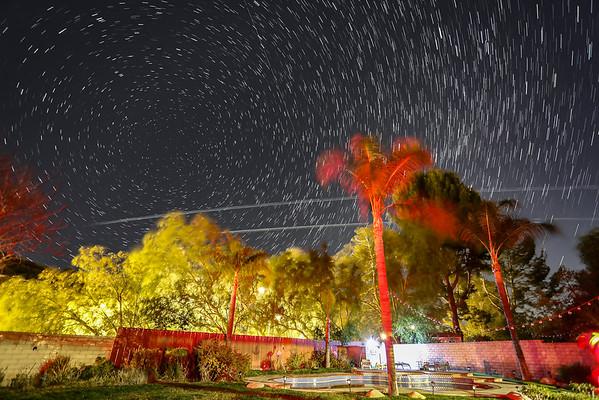 Starlink Satellites 02-18-2021