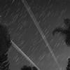 60 Starlink Satellites pass over Santa Clarita, CA. 02-19-2021