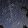 21 Starlink Satellites pass over Santa Clarita, CA. 02-19-2021