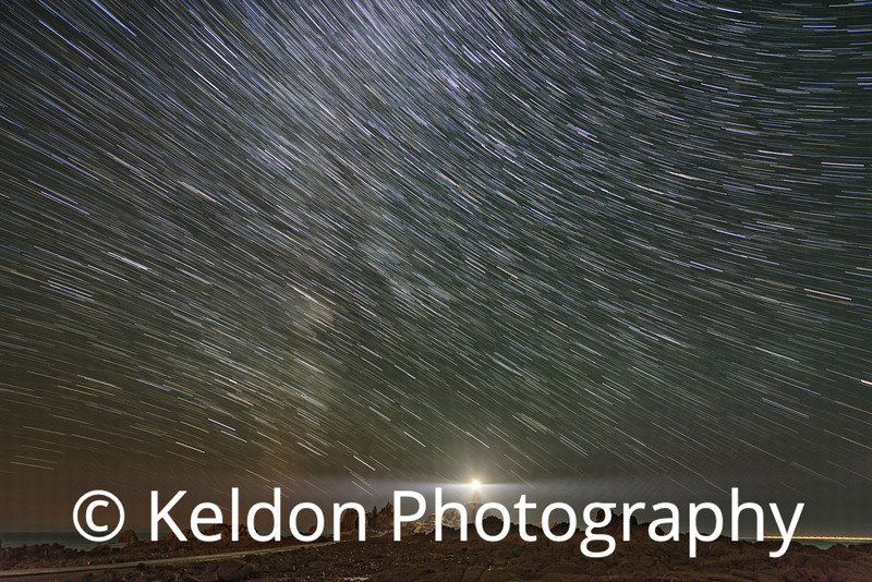 Corbiere Lighthouse Star Trails Jersey