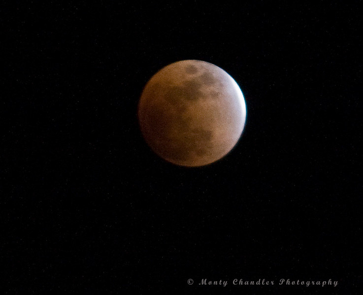 Photos of Lunar Eclipse - Feb 2008