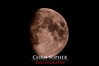Tonight's Moon - 9/7/2011<br /> Nikon D300 Sigma 50-500mm Lens