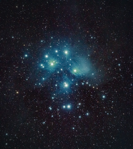 Solstice Pleiades