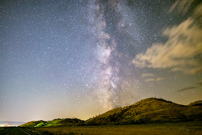 Milky Way near Omak