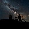 Farmland Milky Way near Brewster