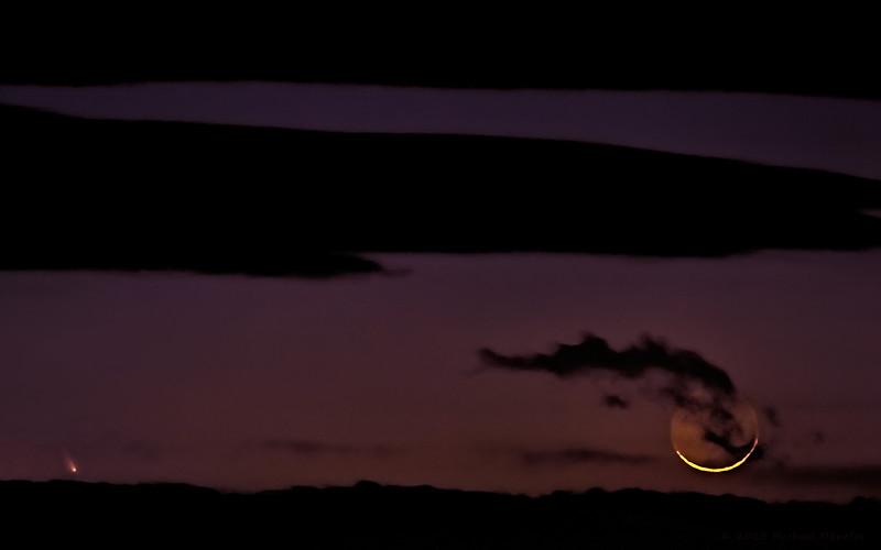 Ever-Elusive Comet PanSTARRS