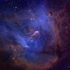 IC2944 Globules