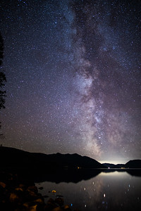 Milky Way, Lake McDonald