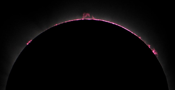 Prominences!