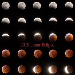 2019 Lunar Eclipse Grid