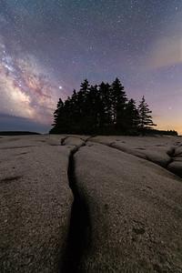 Island Under the Stars