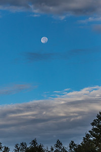 Moon Over Teterboro