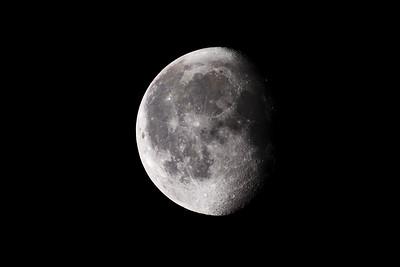 Waning gibbous Moon of 2017-09-10