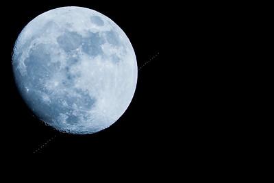 Moon Occulting Aldebaran