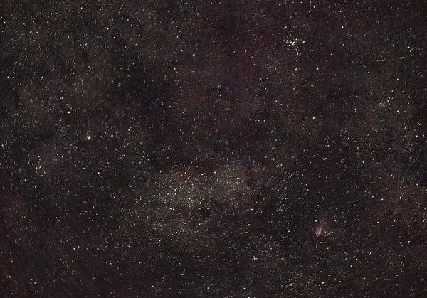 M24, Sagittaruis Star Cloud
