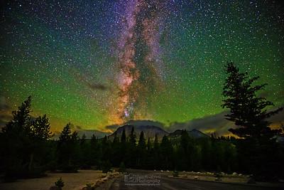 """Lassen Blast,"" Lassen Peak, Lassen Volcanic National Park, California"