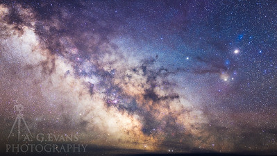 Galactic Core of the Milky Way
